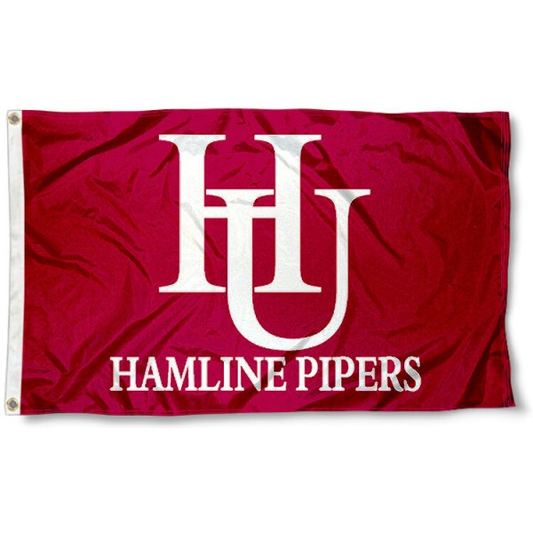 HU Pipers Flag