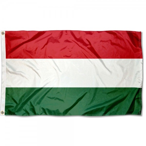 Hungary Country 3x5 Polyester Flag