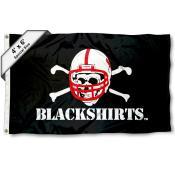 Husker Blackshirts 4'x6' Flag