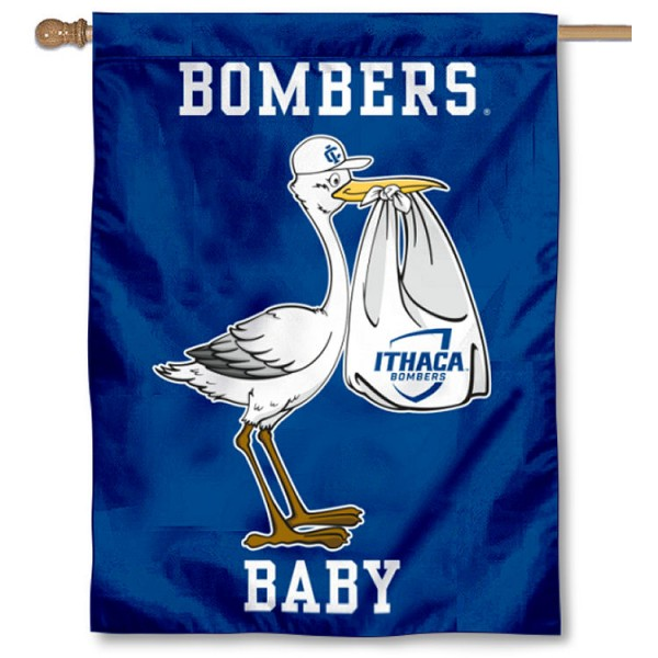IC Bombers New Baby Banner