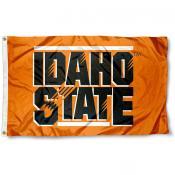 Idaho State Bengals Flag