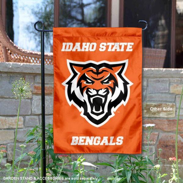 Idaho State University 2 Ply Double Sided Garden Flag