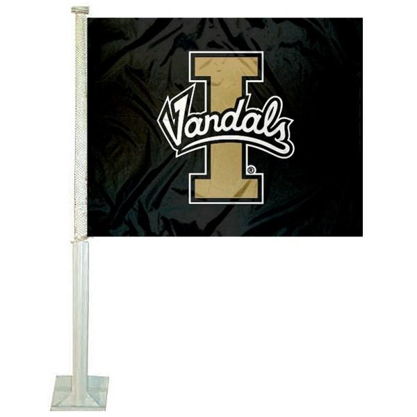 Idaho Vandals Car Flag