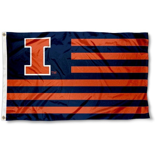 Illini Nation Flag