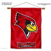 Illinois State Redbirds Wall Hanging