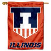 Illinois Victory Badge Logo House Flag