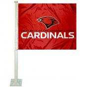 Incarnate Word Cardinals Car Flag