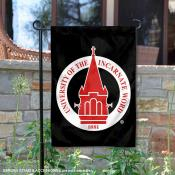 Incarnate Word Cardinals Insignia Double Sided Garden Flag