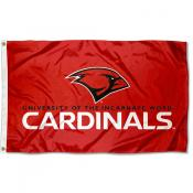 Incarnate Word Cardinals Logo Flag
