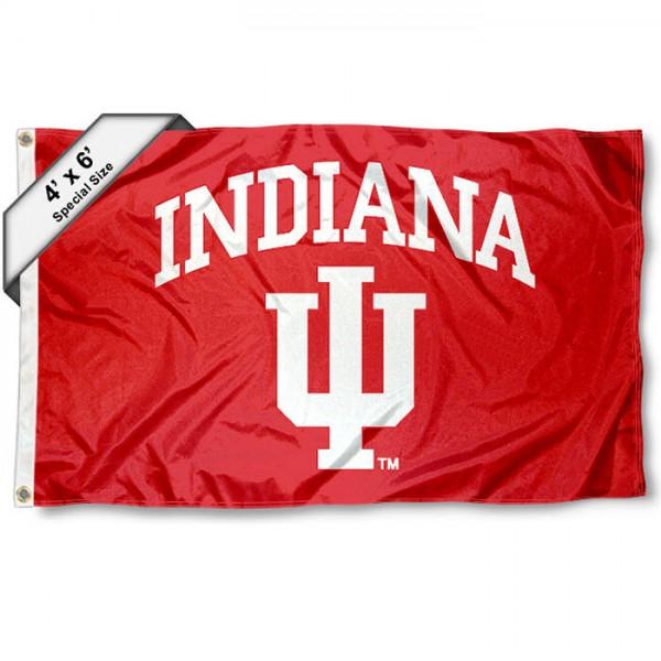 Indiana Hoosiers 4'x6' Flag