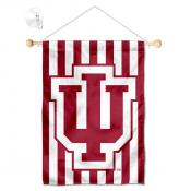 Indiana Hoosiers Small Wall and Window Banner