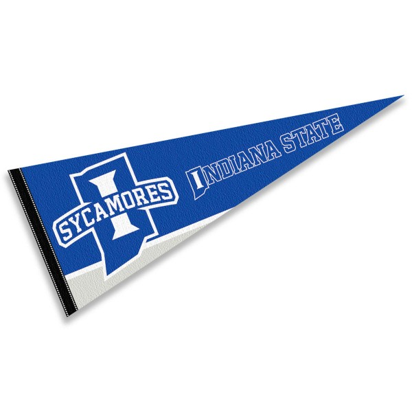 Indiana State Sycamores Pennant Your Indiana State