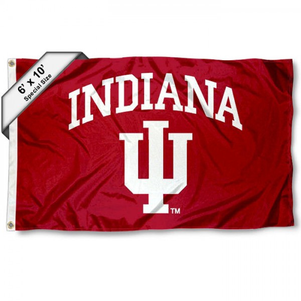 Indiana University 6x10 Large Flag