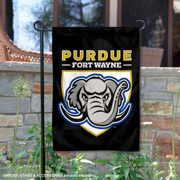 Indiana University-Purdue University Fort Wayne Double Sided Garden Flag