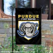Indiana University-Purdue University Fort Wayne Double Sided Garden Flag