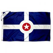 Indianapolis City 2x3 Foot Flag