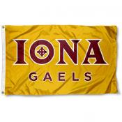 Iona College 3x5 Gold Flag