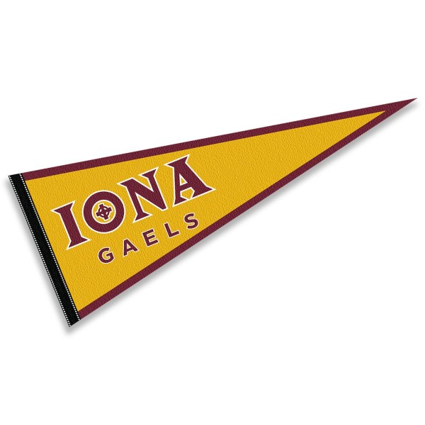Iona College Gaels Pennant