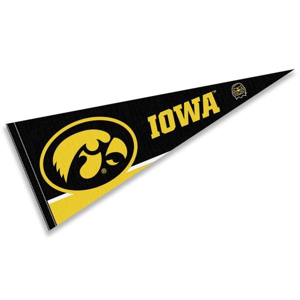 Iowa Hawkeyes Pennant