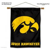 Iowa Hawkeyes Wall Hanging