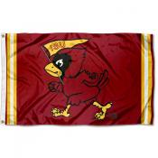 Iowa State Cyclones Retro Vintage 3x5 Feet Banner Flag