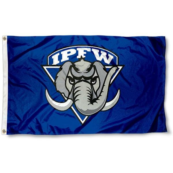 IPFW Mastodons Flag