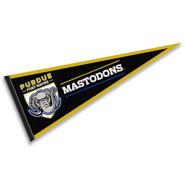 IPFW Mastodons Pennant