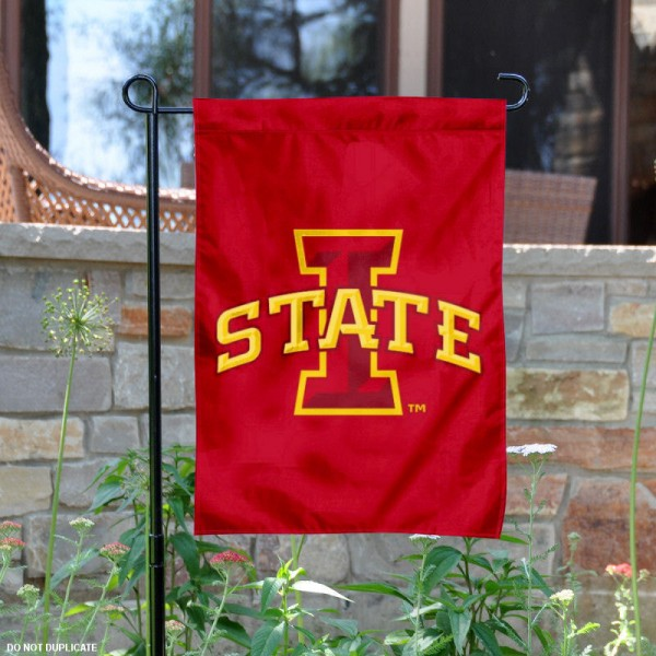 ISU Cyclones Garden Flag