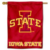 ISU Cyclones Polyester House Flag