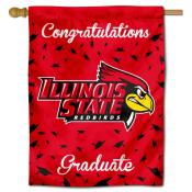 ISU Redbirds Graduation Banner
