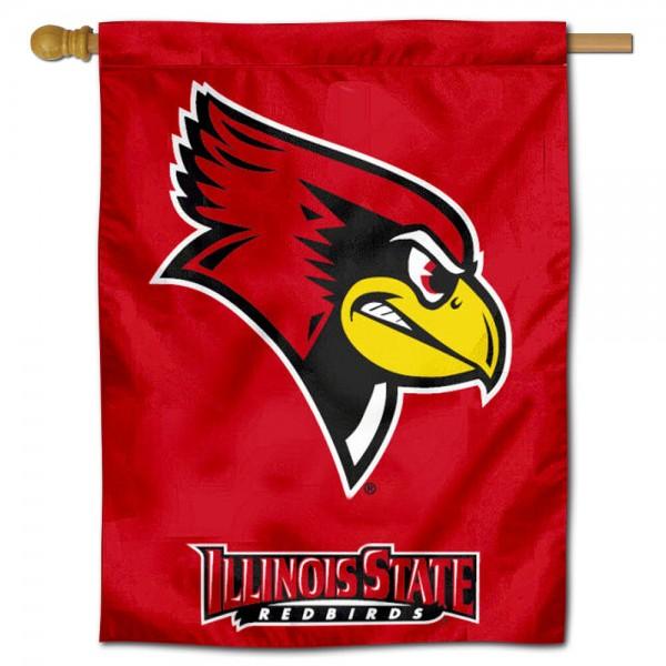 ISU Redbirds House Flag