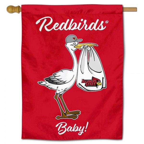 ISU Redbirds New Baby Banner