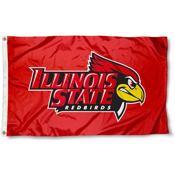 ISU Redbirds Red Flag
