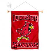 ISU Redbirds Small Wall and Window Banner