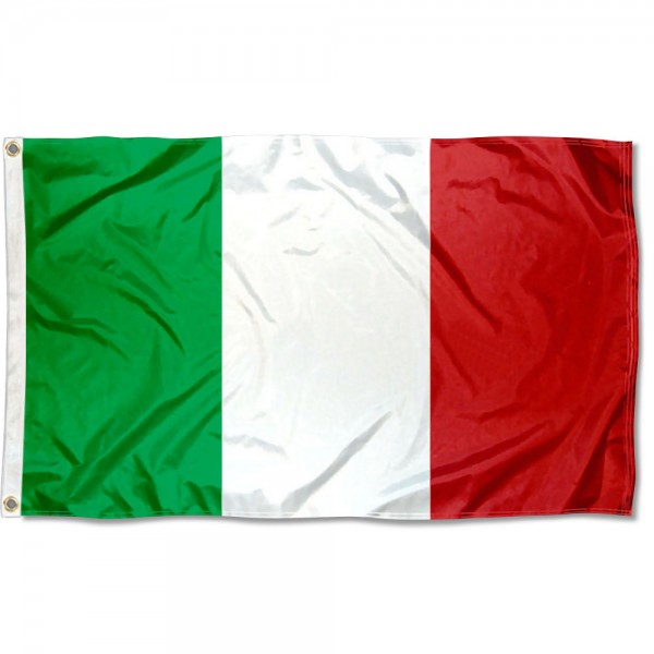 Italy Country 3x5 Polyester Flag
