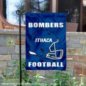 Ithaca Bombers Football Garden Flag