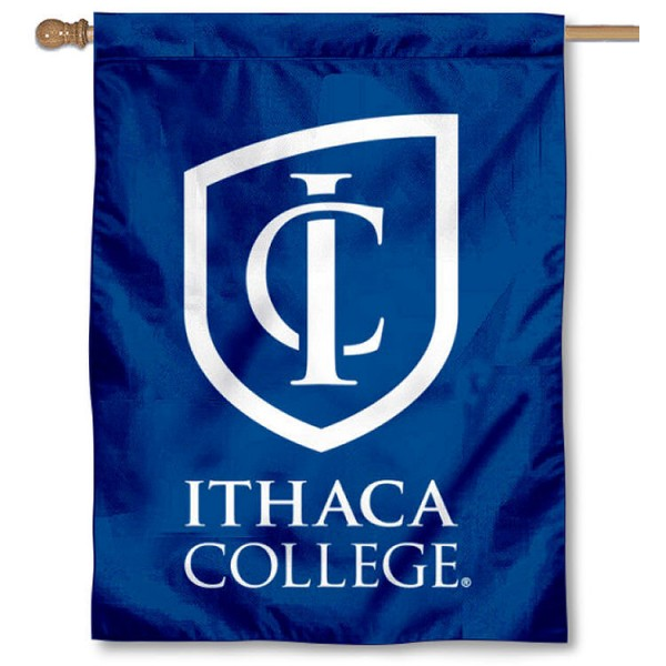 Ithaca Bombers House Flag