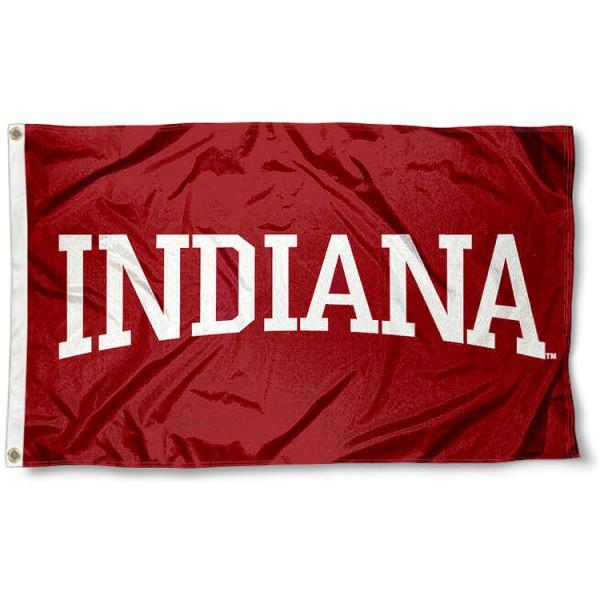 IU Hoosiers Flag