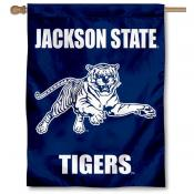 Jackson State Tigers House Flag