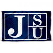 Jackson State University Athletic Block Flag