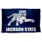 Jackson State University Flag