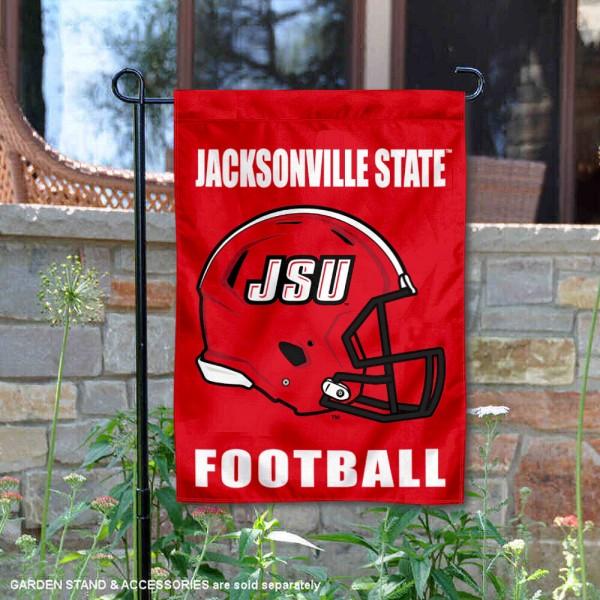 Jacksonville State Gamecocks Football Garden Flag
