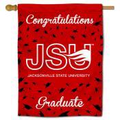 Jacksonville State Gamecocks Graduation Banner