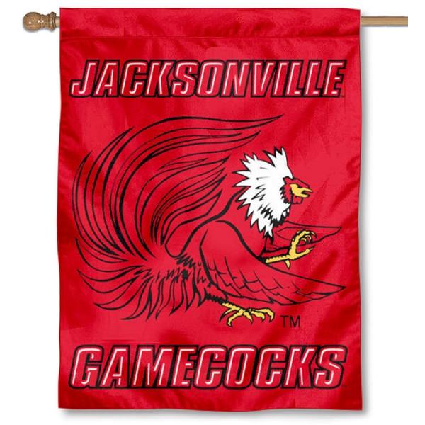 Jacksonville State Gamecocks House Flag