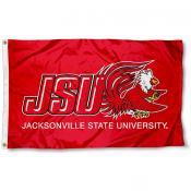 Jacksonville State University Flag