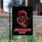 Jacksonville State University Garden Flag