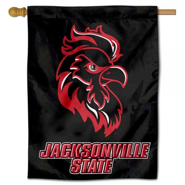 Jacksonville State University House Flag