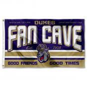 James Madison University Dukes Man Cave Dorm Room 3x5 Banner Flag