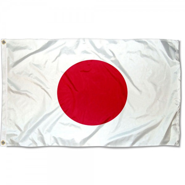 Japan Country 3x5 Polyester Flag
