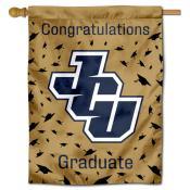 JCU Blue Streaks Graduation Banner